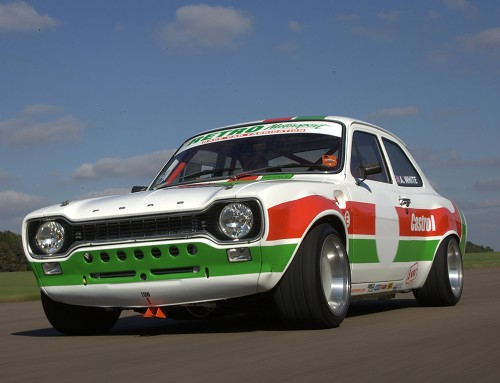 Ford Escort Mk1 – Engine Swap, Transmission Swap, Brake Conversion