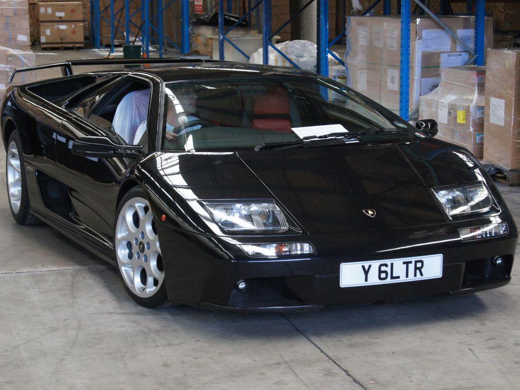 Lamborghini Diablo Raws Used Import Compliance Evo Compliance