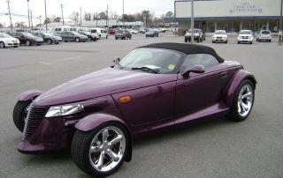 Purple Plymouth Prowler 97 (NE_corner)